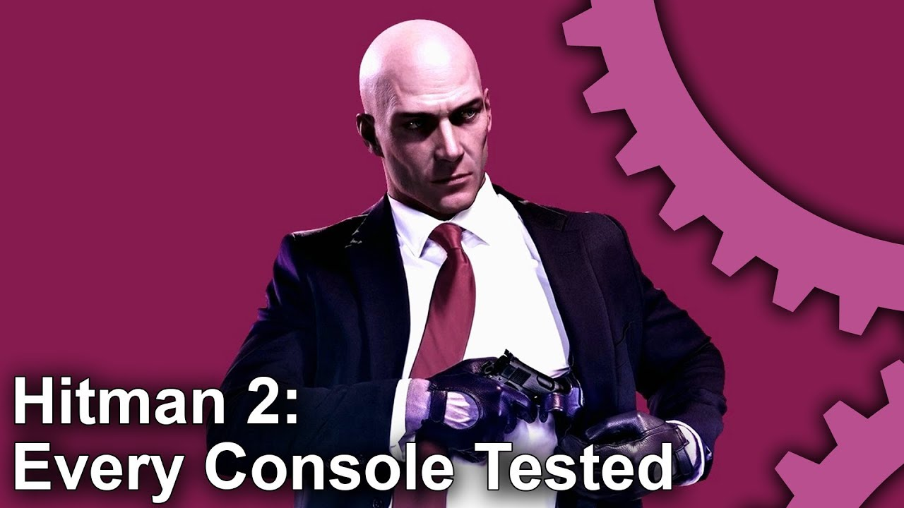 Hitman 2 is a stunningly detailed game with some cool tech