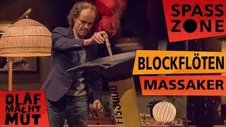 Blockflöte – musikalischer SuperGAU