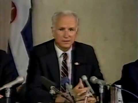 July 1985 - Indianapolis Mayor Bill Hudnut Calls for Improvements to Juvenile Home