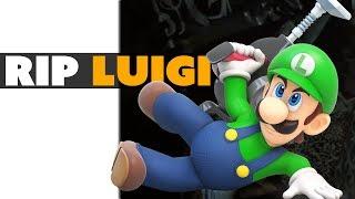 Nintendo Kills Off Luigi! RIP Player 2