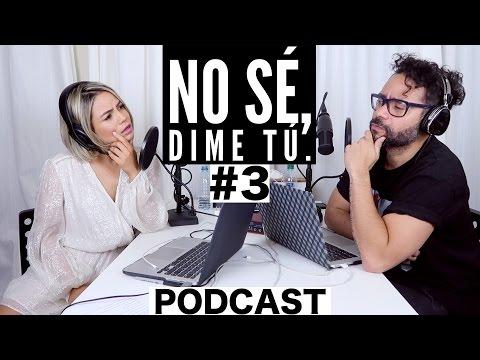 PODCAST #3: José José es mejor que Despacito ft. Justin Bieber | Maiah Ocando y Gabriel Torrelles