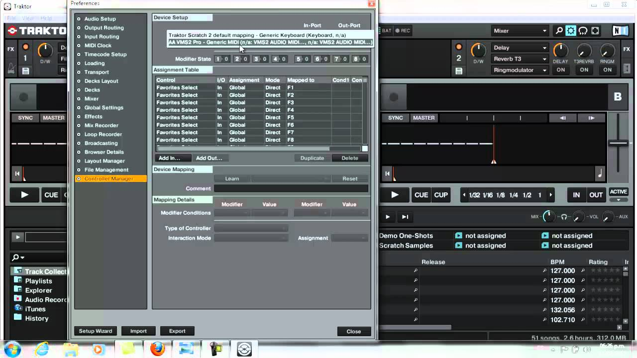 American Audio Vms2 Traktor Pro 2 Mapping