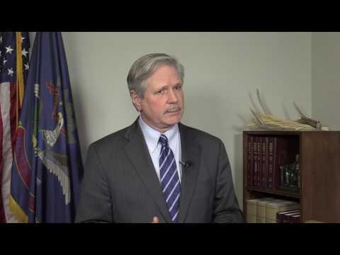 US Senator John Hoeven comments on DAPL easement