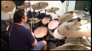 TINA TURNER WHEN THE HEARTACHE IS OVER DRUM COVER SALVA MEDINA