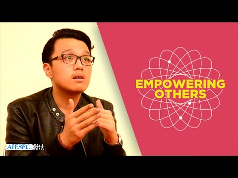 How Young Experts See The World | Empowering Others