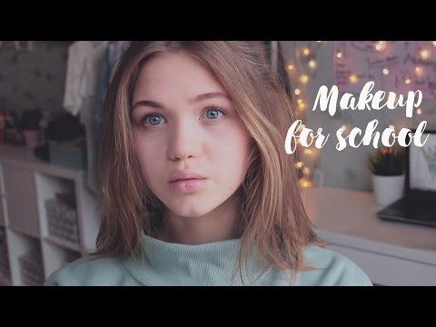 Как сделать незаметный макияж