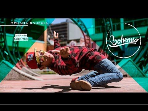 #TheBohemio   Joss   Space Bella Coola   SAN JOSÉ - COSTA RICA