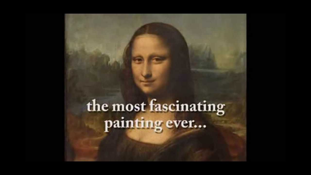 Mona Lisa Painting Mystery Secret Message by Leonardo Da ... Da Vinci Paintings Secrets