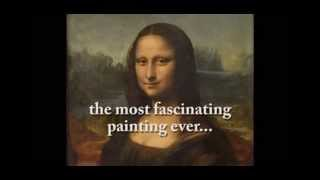 Mona Lisa Painting Mystery Secret Message by Leonardo Da Vinci