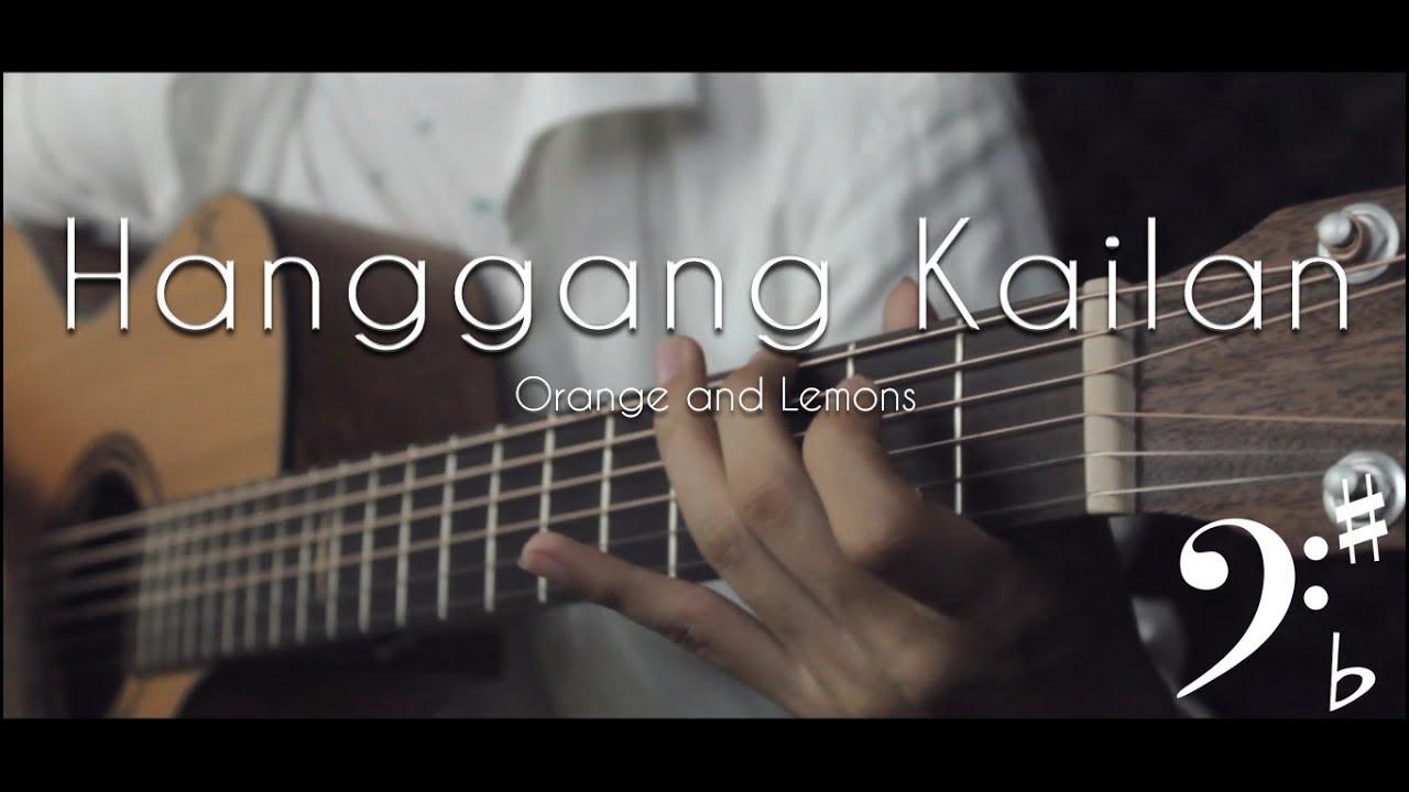 hanggang kailan orange lemons fingerstyle guitar cover free tabs youtube. Black Bedroom Furniture Sets. Home Design Ideas