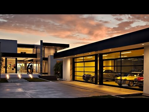 Stunning Exquisite Contemporary Modern Luxury Residence - Los Angeles, CA, USA (by McClean Design)