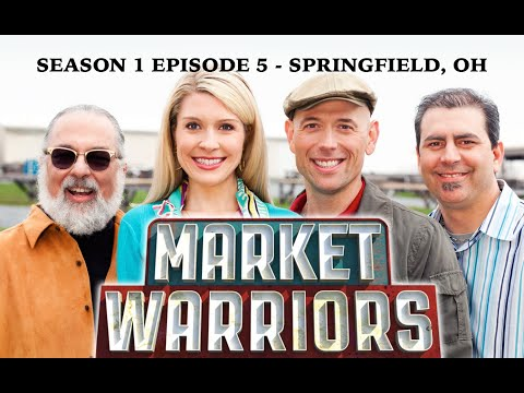 Market Warriors S01E05 Antiquing in Springfield, OH