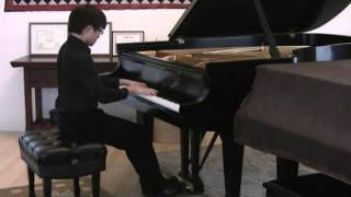 Prokofiev: Sonata No.5 (Original) III. Un poco Allegretto