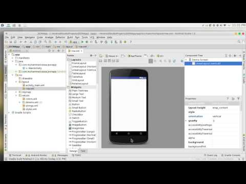 207 Android Studio JSON JavaScript Object Notation