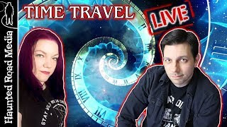 Are Spirits Time Travelers? Time Travel and the Supernatural!