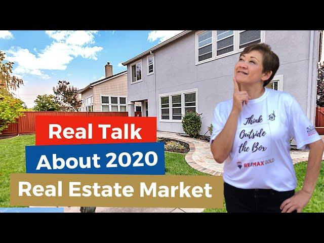 Real Talk About 2020 Real Estate Market | Kasama Lee, Napa and Solano Counties Realtor