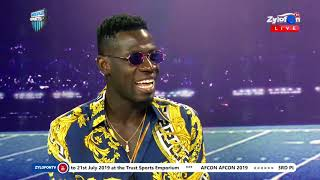 AFR YE E AQUAH EXPLA NS WHY BLACK STARS FA LED AT AFCON 2019