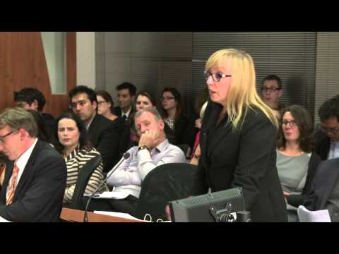 Law Week 2014—Mock unfair dismissal hearing