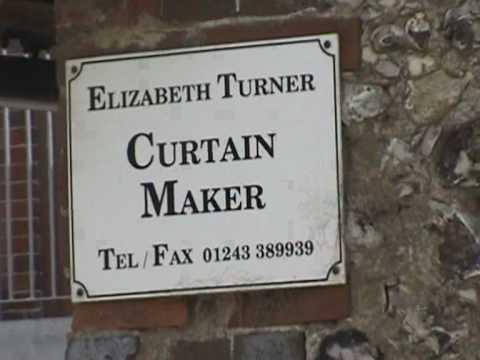Elizabeth Turner - Curtain Maker