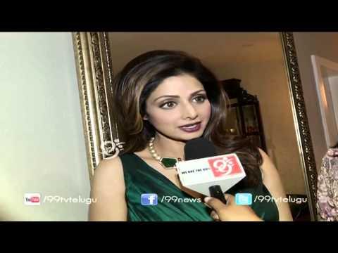 Sridevi launches Actress Maheswari turns designer collections at Angasutra store - 99tv