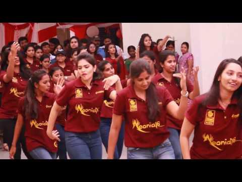 baskara medical college (bmc) flash mob 2016