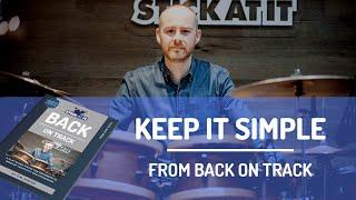 Keep It Simple   Back On Track   Tim Senior