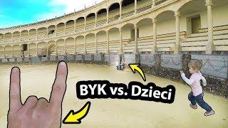 """""""BYK"""" na Arenie !!! - Jak wygląda Corrida w Hiszpanii? (Vlog #242)"""