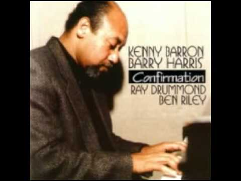 Kenny Barron Barry Harris Tenderly