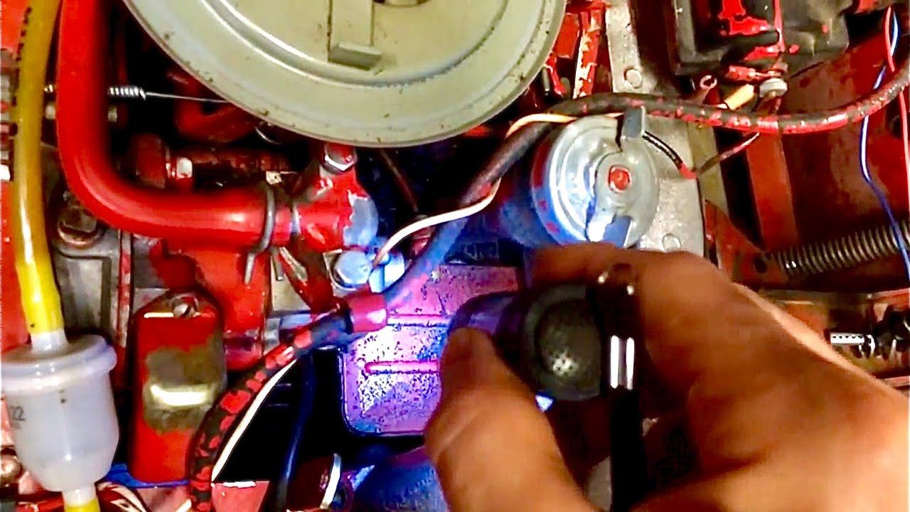 kohler k582 23hp basic tuning maintenance tips yazoo mower youtubekohler k582 23hp basic tuning [ 1280 x 720 Pixel ]