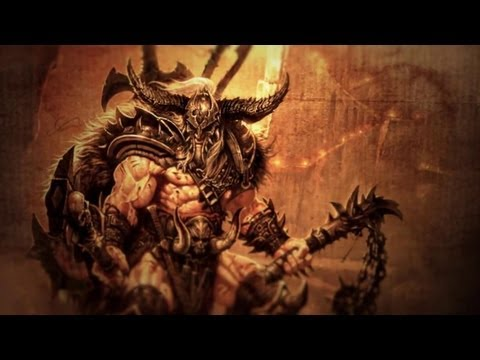 Barbarian - Diablo III Trailer