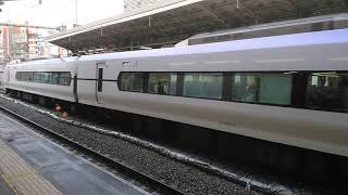 JR東日本 E353系 中野駅