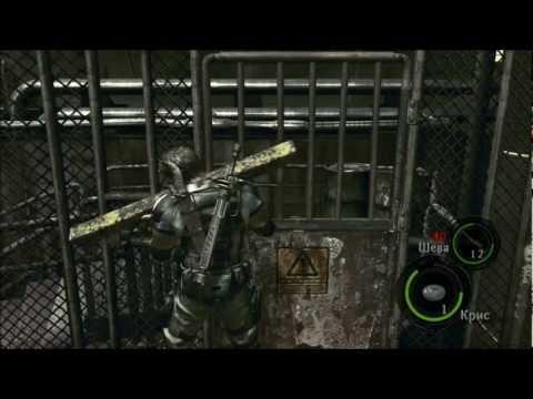 Смотреть прохождение игры [Coop] Resident Evil 5 - Серия 8: Буровая...