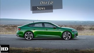 Hot News !!! 2019 Audi RS5   High Performance in Excellent Design