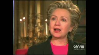 Hillary Clinton Tells Cathy Hughes Why the Black Vote is Important