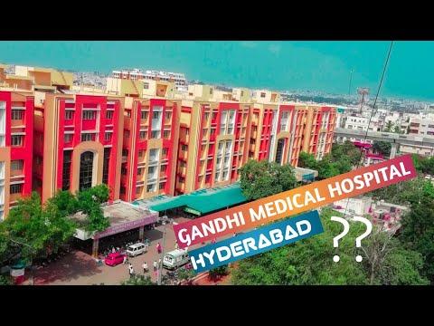 Gandhi medical hospital details in hindi at #hydrabad