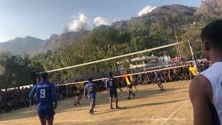 Final Volleyball Biruwa Vs waling 4 2075/2019