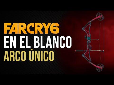 Far Cry 6 - En el blanco - Arco único