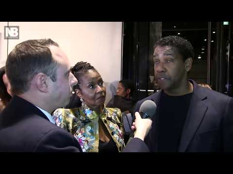 Denzel: 'None of your business' who I voted for