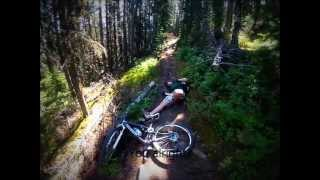 Banded Peak Challenge 2013: Mountain bike and hiking extraordinaire