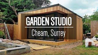 Garden Studio In Cheam