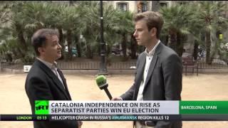 Les 4 raons de la independència de Catalunya, segons la TV russa