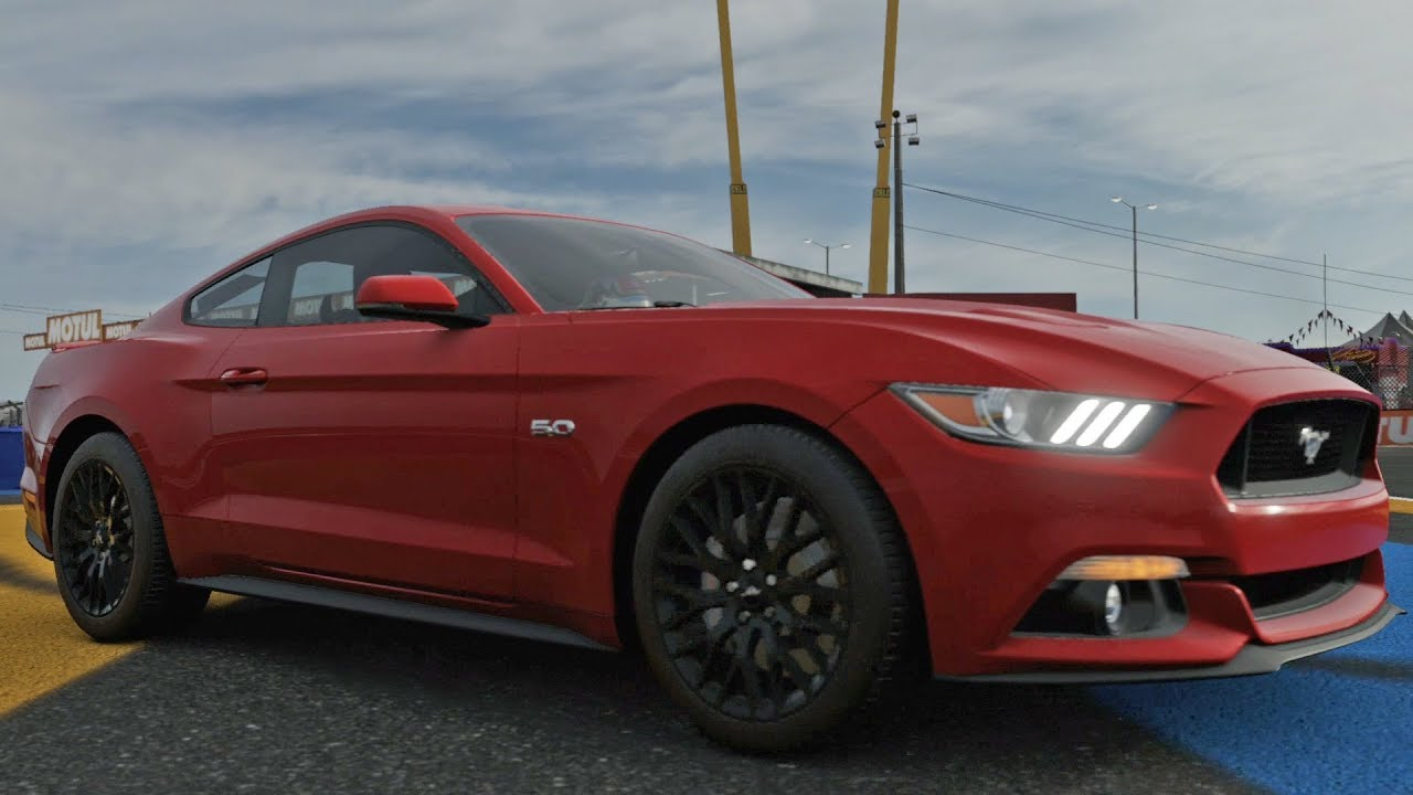 Forza Motorsport 7 Ford Mustang