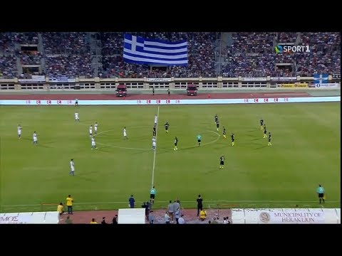 Ελλάδα Legends 2004 - Inter Forever 2-4 (πεν.) (κ.δ. 1-1) Friendly {7/6/2017}