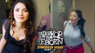 Kesulitan dan Kesenangan Fazura, Aktris Malaysia yang Main Film Warkop DKI Reborn