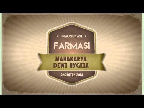 INAUGURASI FARMASI 2014 on JUNY 2015