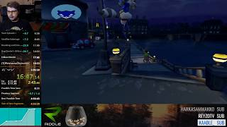 Sly 2: Band of thieves speedrun in 5:06:28