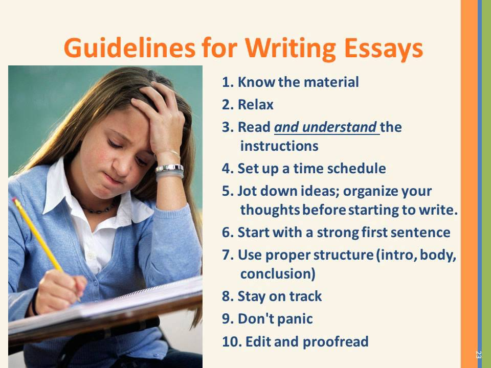 test taking strategies for writing essays This blog post will give you 10 note taking strategies to write a better essay  able to recall it when we need it for a specific purpose — like writing an essay.