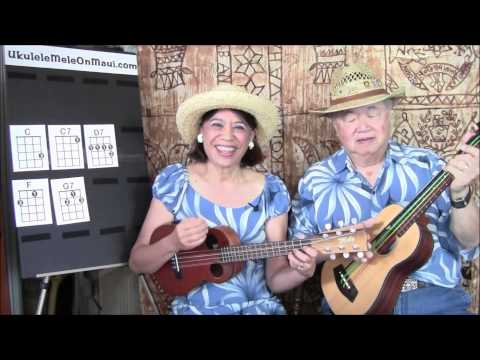 Swing Strum to Song of Old Hawaii