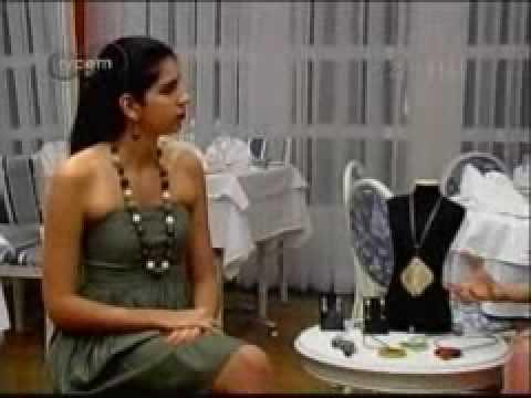 Vanessa de Leon TVCOM 01/11/2009