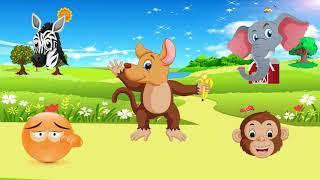 учить животных для малышей - животные для детей - видео развивающее #38
